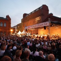Audi Klassik Open Air:<br><small>Barock meets Jazz
