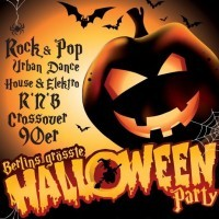 Halloween in der Kulturbrauerei<br><small>mit RIGHT NOW-Disco Live im Kesselhaus