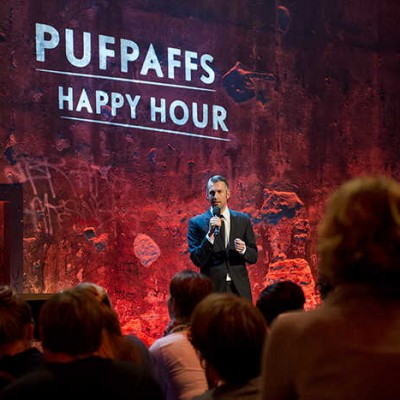 Pufpaff Happy Hour