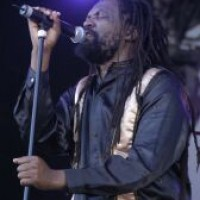 Lucky Dube auf 'Respect'-Tour 2007