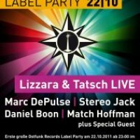!!ABGESAGT!! OSTFUNK RECORDS  - Labelnight