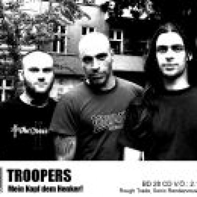 Troopers & guests