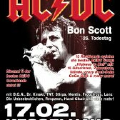 A Tribute to Bon Scott - 15 Bands spielen AC/DC Songs