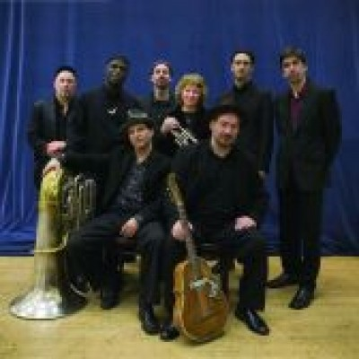 Hazmat Modine - Klezmer Blues aus New York
