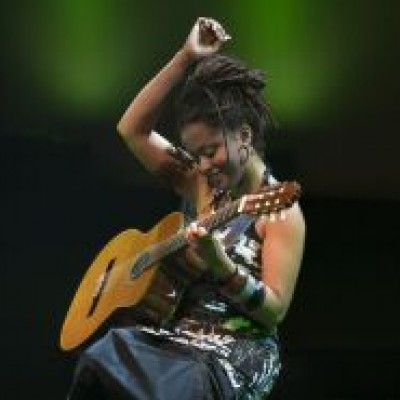 "Sara Tavares - ""Xinti-Feel it"" -  Tour 2009"