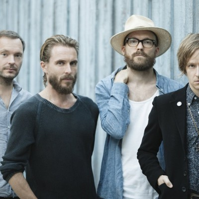 Refused <small><br>Support: Safi</small> <small><br>+++ Verlegt ins Columbia Theater Berlin +++</small>