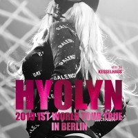 Hyolyn<br><small>2019 1st World Tour True</small>