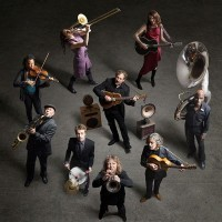 Hazmat Modine<br><small>Box of Breath Tour</small><br><small><small>American Roots mit Blues, Jazz und Weltmusik</small></small>