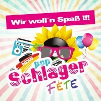Wir Woll�n Spass <br><small>Die NDW Pop Schlager Fete</small>
