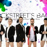 Move iT! die 90er Party<br><small>Geburtstagssause + Backstreets Back! - Tribute to the Backstreet Boys</small>
