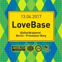 LoveBase<br><small>10 Floors - �ber 50 DJ's - 1 Ticket</small>