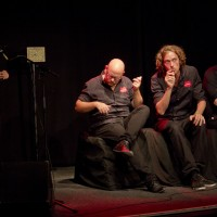 Improtheater Paternoster: <br> <small> 'Jackpot- Show'  </small>