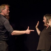 Improtheater Paternoster <br><small> Jackpot- Show </small>