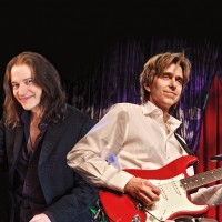 Robben Ford | Eric Johnson<br><small>DOPPELKONZERT