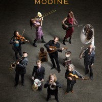 HAZMAT MODINE <br><small>Record Release Tour 2015</small> <br><small>The Blues, Jazz, World-music sensation from New York</small>