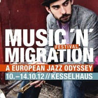MUSIC 'N' MIGRATION: A European Jazz Odyssey <br> <small>Vibratanghissimo | Raynald Colom </small>
