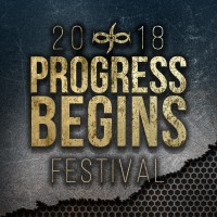 Progress Begins Festival 2018<br><small><small>mit Circles of Malice, Edge of Ever, Eyes Wide Open, Methane, Nekyia Orchestra</small></small>