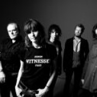 Pretenders - 'Break Up The Concrete' Tour