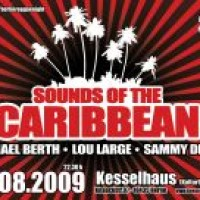 ReggaeCaribbeanNight @Kesselhaus - Michael Berth/Lou Large/Sammy Dread