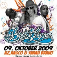 Brown Sugar - 3rd Anniversary & KID JULEZ Birthday Bash