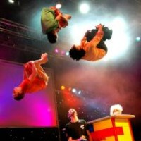 Flying Superkids - Fliegt mit uns