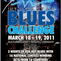1. European Blues Challenge