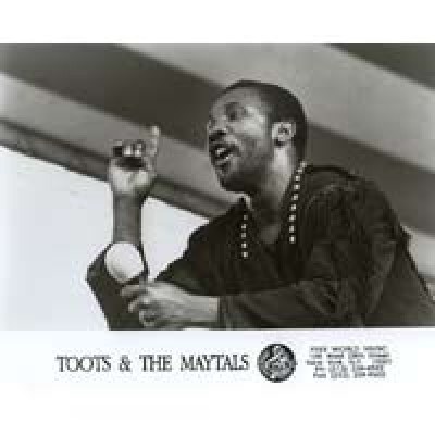 TOOTS AND THE MAYTALS and DJ IRIE STEPPAZ