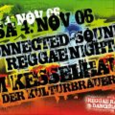 Connected-Sounds Reggaenight