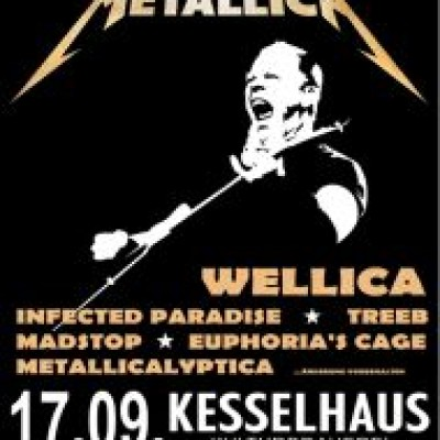 TRIBUTE TO METALLICA